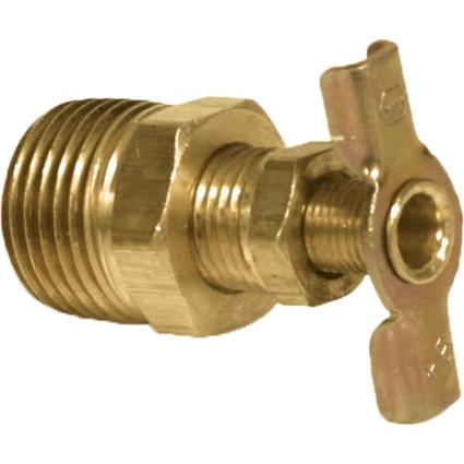Brass Water Heater Drain Valves