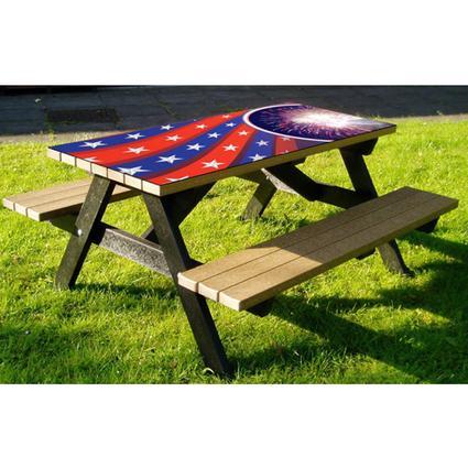 Table Mat - Patriotic