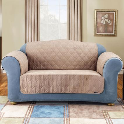 Soft Suede Pet Sofa Throw - 70