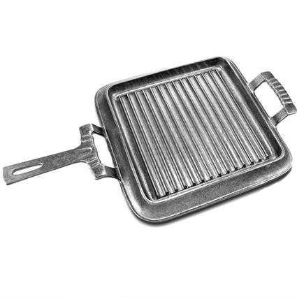 Gourmet Grillware Square Griddle with Handle