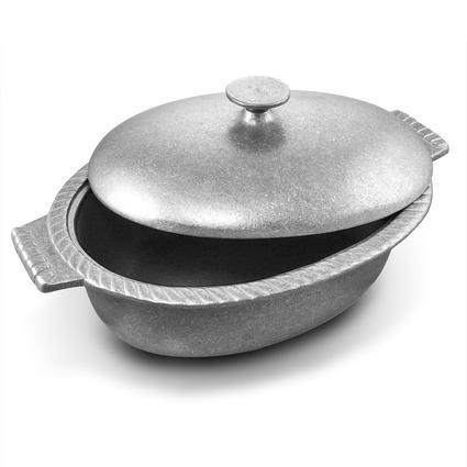 Gourmet Grillware 4Qt Chili Pot with Lid