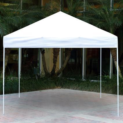 10X10 Pro Series Pop-Up Canopy - White