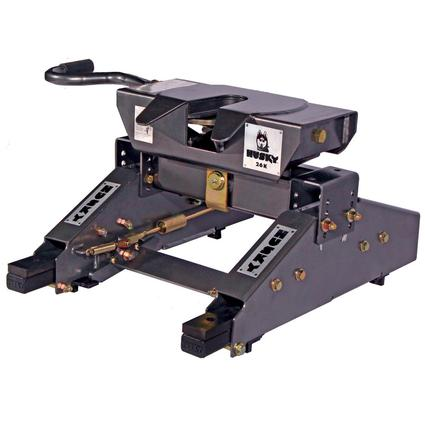 Husky 10, 26K 5th Wheel Hitch Roller System
