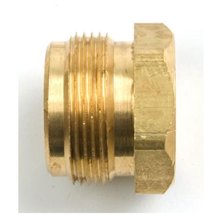 Male Throwaway Propane Cylinder Adapter