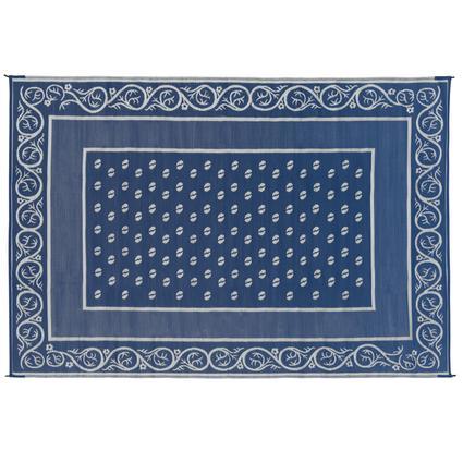 Faulkner Vineyard 8' x 20' Blue Multi-Purpose Mat