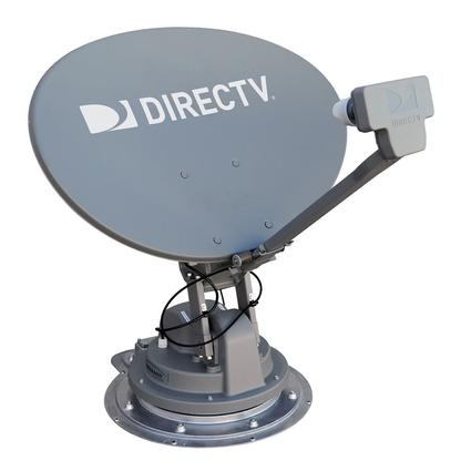 TRAVLER DIRECTV SWM Slimline Automatic Multi-Satellite TV Antenna