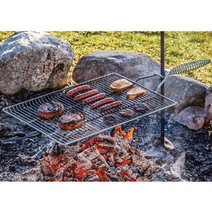 Stromberg Carlson Open Fire Stake Grill