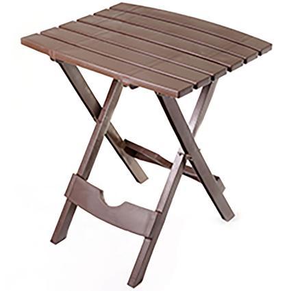 Original Quik-Fold Table - Brown