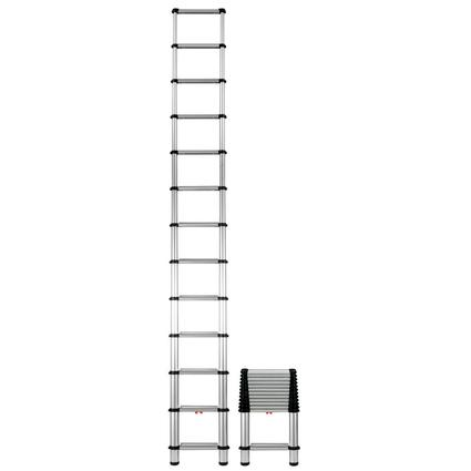 10.5 Foot Telescoping Extension Ladder