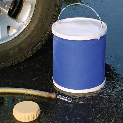 Folding 3-Gallon Bucket