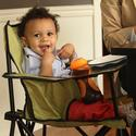 Baby Go-Anywhere-Highchair, Sage