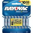 Alkaline AAA Battery, 8 Pack