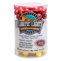 Mini Globe Red and Yellow Battery Powered LED Light Strand