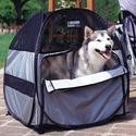 Dog Bag Portable Pet Tent with Backpack, Large