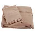 Bunk 300 Thread Count Sheet Set, Taupe