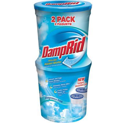 DampRid Moisture Absorber - 2 Pack