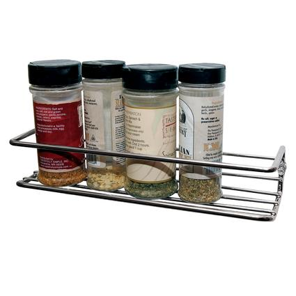 Chrome Spice Rack
