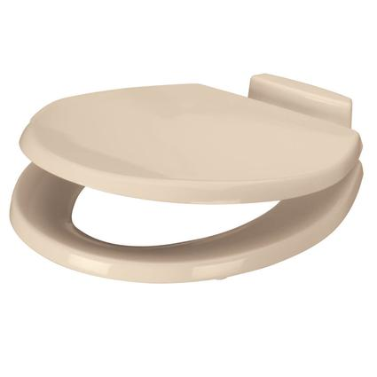 Wood Replacement Toilet Seats for Dometic 310 Series Toilets - Bone