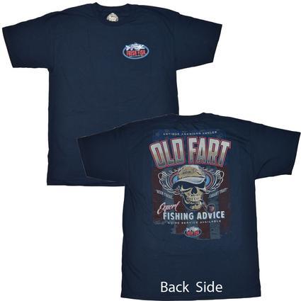 Men's Fresh Fish T-Shirt - Medium