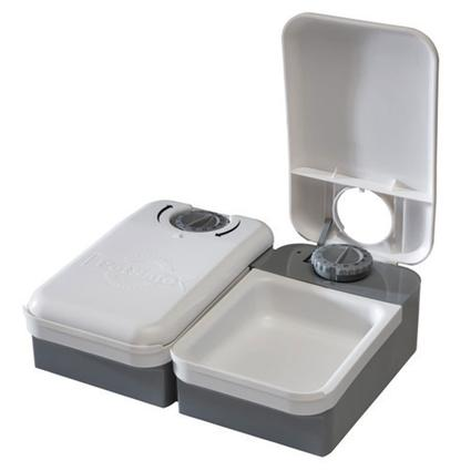 2-Meal Timed Pet Feeder