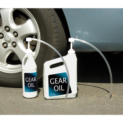 Quart and Gallon Fluid Pump