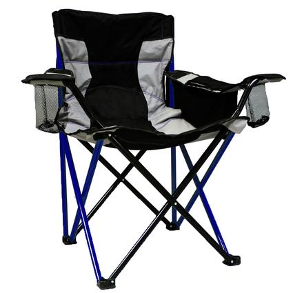 Elite Quad Chair - Blue