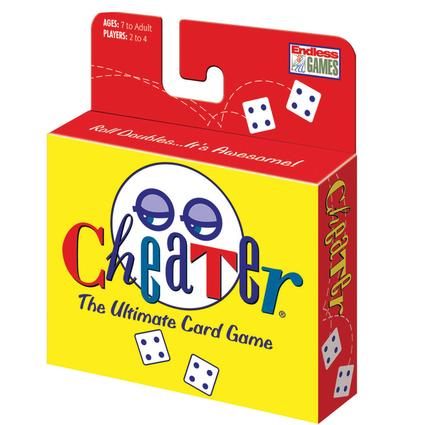 Cheater The Ultimate Card Game