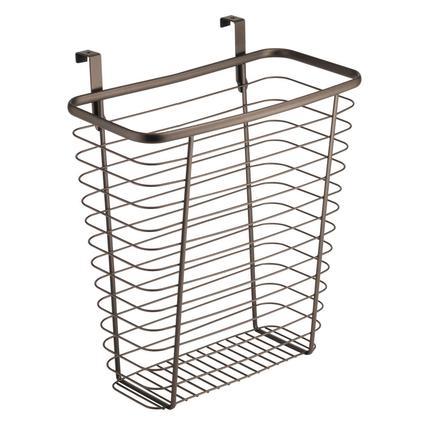 Over Cabinet Waste Basket