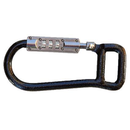 Single Locking Carabiner
