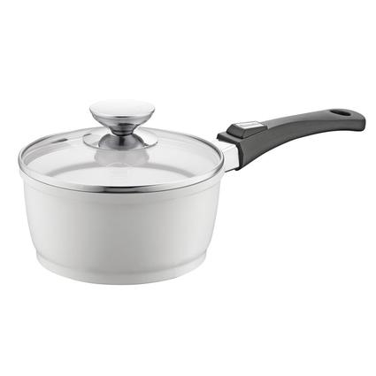 Vario Click Pearl Induction Sauce Pan w/lid, 6.75