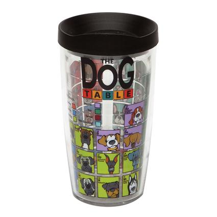 Dog Table - 16 oz Tervis Tumbler