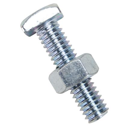 Battery Bolt with Nut