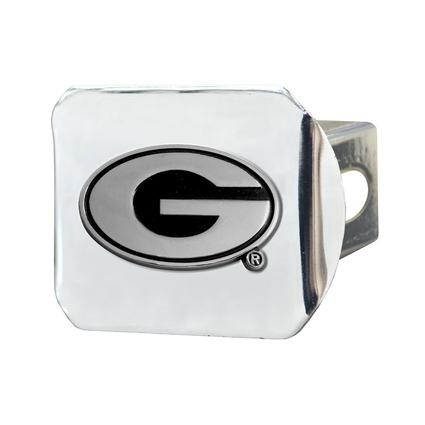 Fanmats Hitch Receiver Cover - University of Georgia