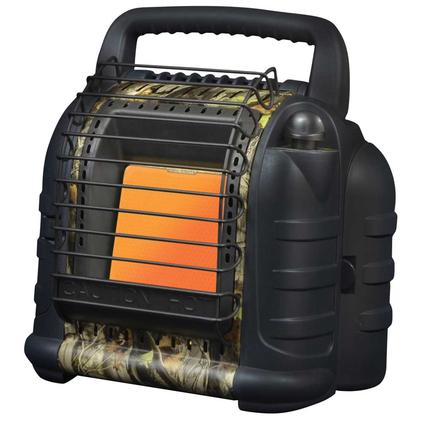 Hunting Buddy Propane Heater - For Massachusetts and Canada