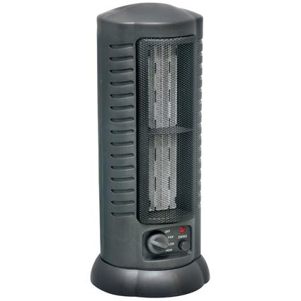 Oscillating Tower Heater/Fan