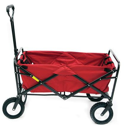 Red Foldable Wagon