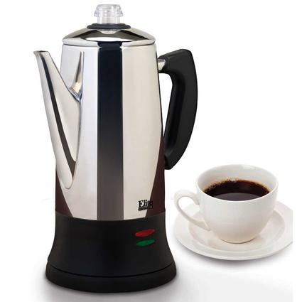12 Cup Automatic Tea & Coffee Percolator