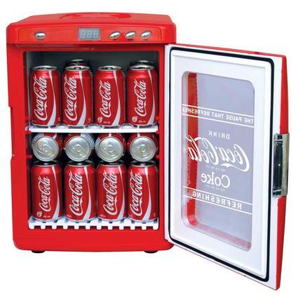 Coca Cola Display Cooler - 28 Can Capacity