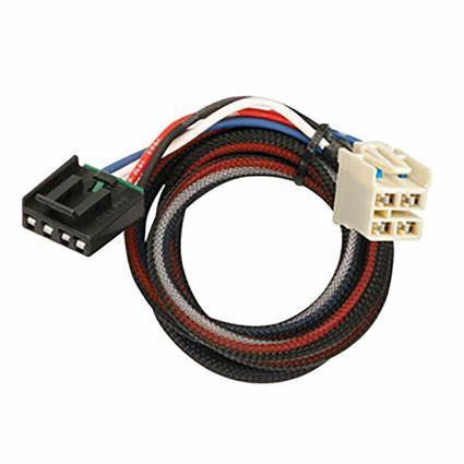 Brake Control Wiring Adapter- 2 plugs, GM