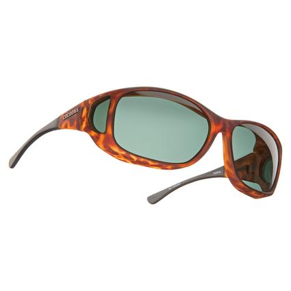 Cocoons Style Line MX Sunglasses - Tortoiseshell with Grey Lens