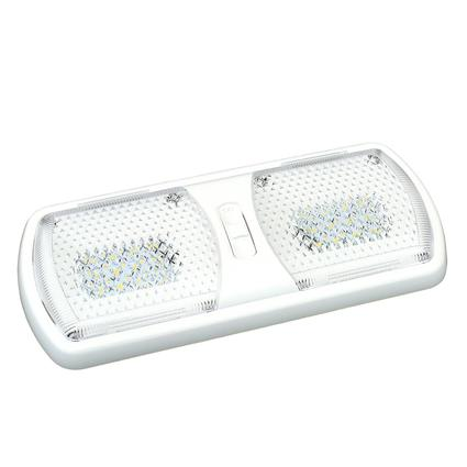 Dual Surface Mounted LED Fixture