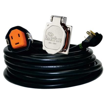 30 Amp SmartPlug 30 RV Cordset Inlet