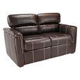 Crestwood Tri-Fold Sofa, 68 - Mahogany
