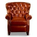 Cambridge Recliner, Burnt Orange