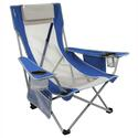 Blue Beach Sling Chair