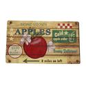 Kitchen Comfort Mat, Apples