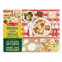 Make-A-Meal Sticker Pad