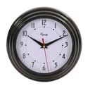 Black Wall Clock, 8