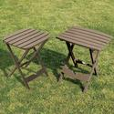 Folding Table Set, Portobello