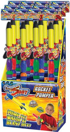 Cyber Rocket Pumper